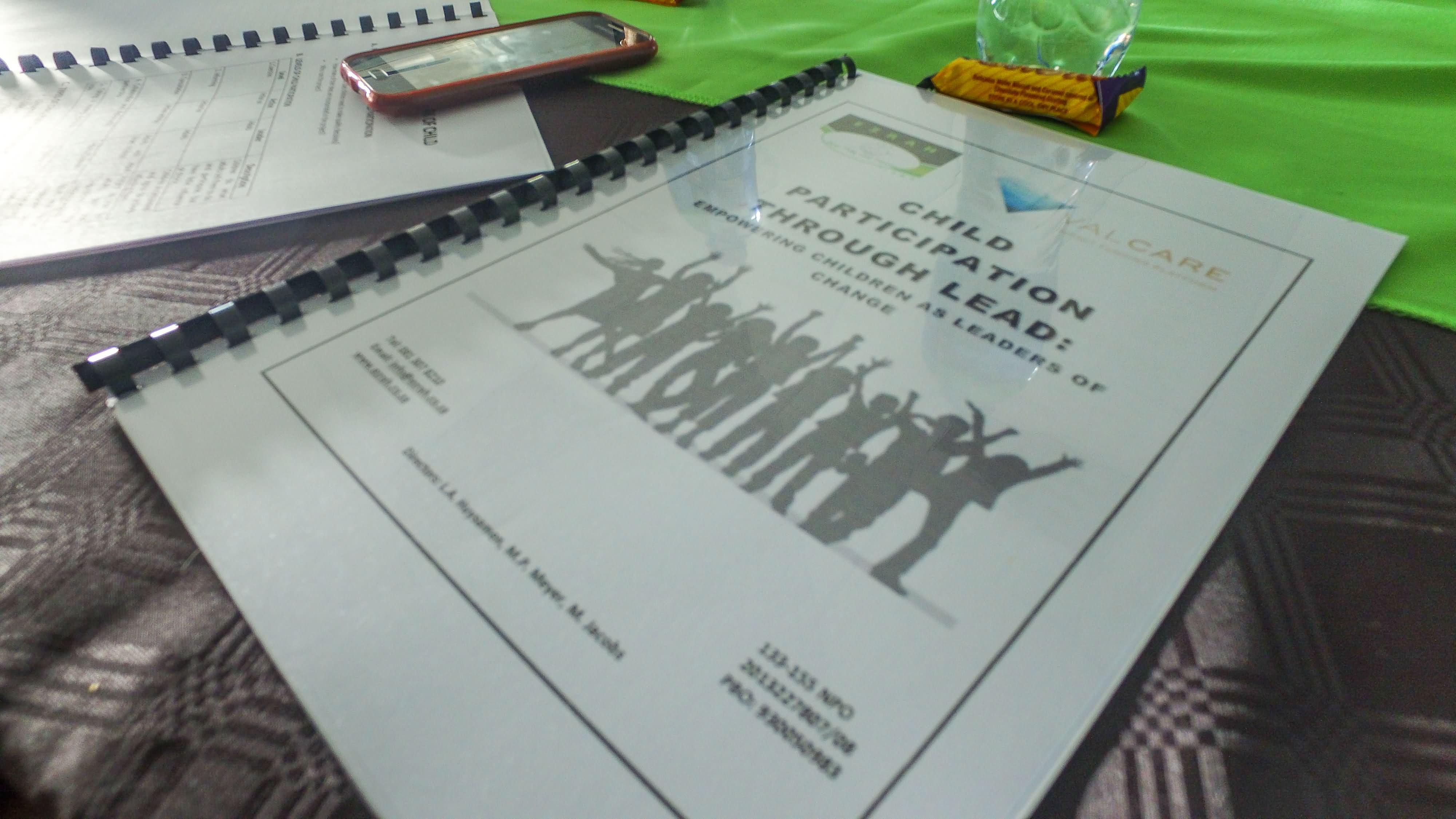 Child Participation Training