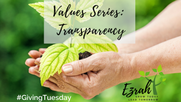 Values Series: Transparency