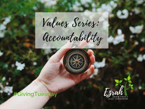 Values Series: Accountability