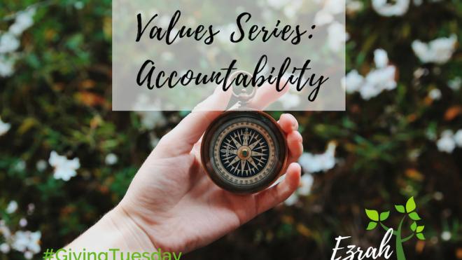 Values Series: Accountability