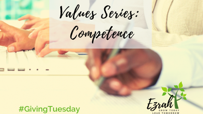 Value Series: Competence