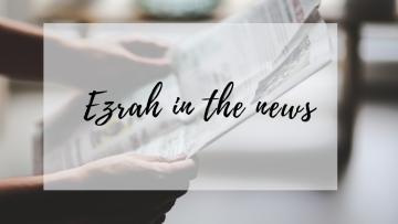 die courant Article - Ezrah versterk kinderbeskermingstelsel
